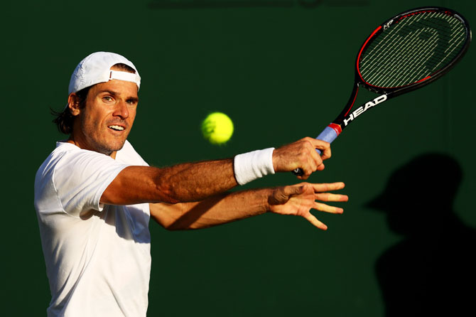 Tommy Haas has been on the circuit for 21 years