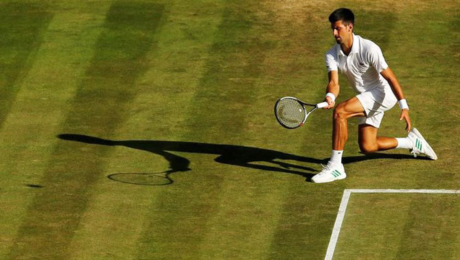 Serbia's Novak Djokovic will play his deferred 4th round match against France's Adrian Mannarino on Tuesday