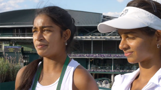 Mihika Jain and Mahek Yadav