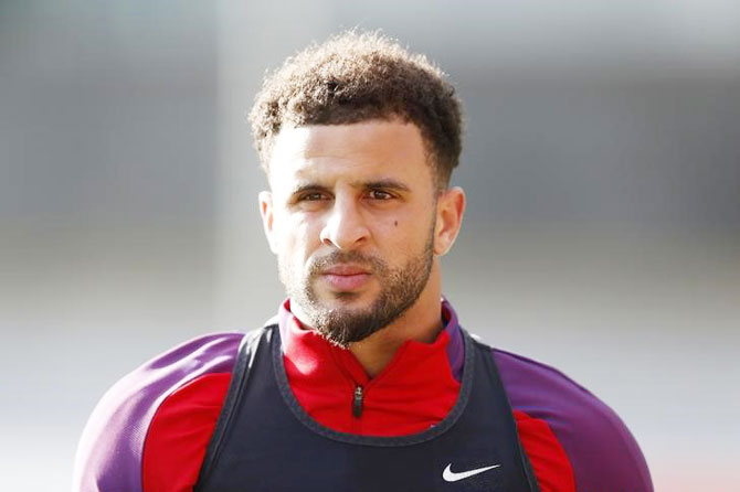 With a value of 50m pounds, Kyle Walker became the most expensive defender alongside David Luiz