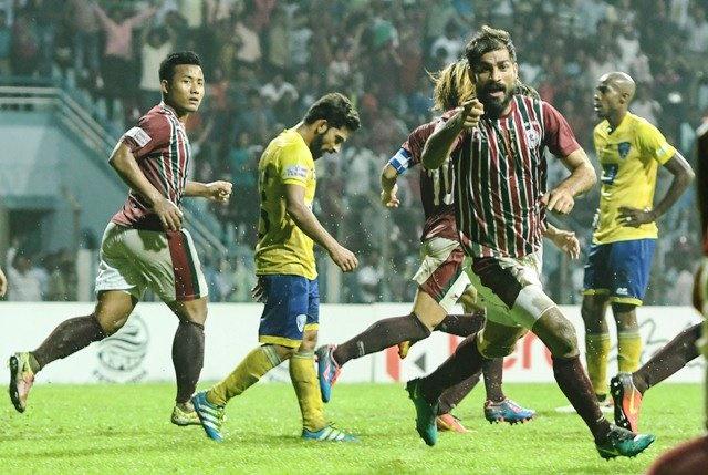 Rediff Sports - Cricket, Indian hockey, Tennis, Football, Chess, Golf - I-League: Balwant late strike saves Mohun Bagan blushes