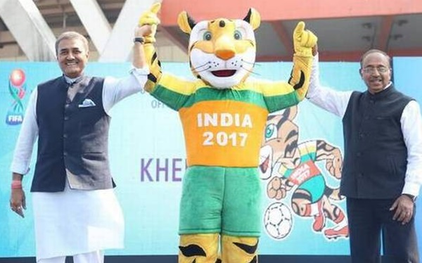 Rediff Sports - Cricket, Indian hockey, Tennis, Football, Chess, Golf - FIFA promises to deliver 'magnificent' U-17 World Cup