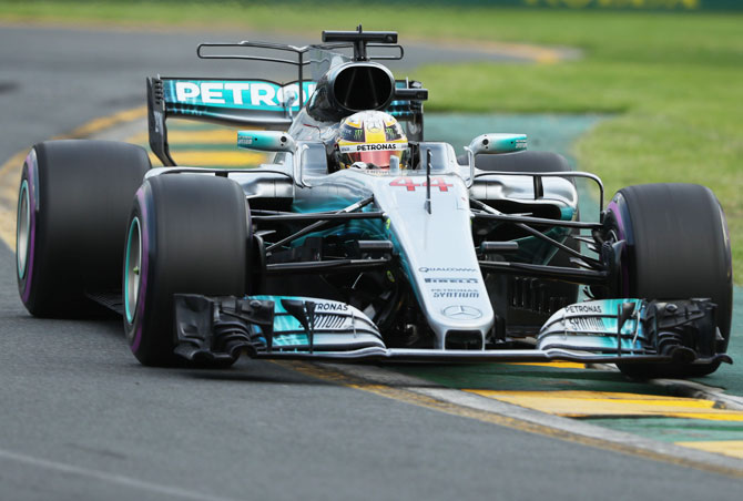 F1 GP: Hamilton breaks document as he can take pole in Australia