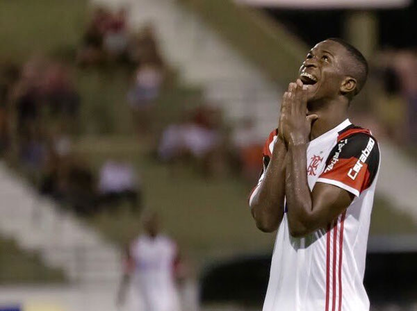 Vinicius Junior is likely to lead Brazil at the Under-17 football World Cup in October this year