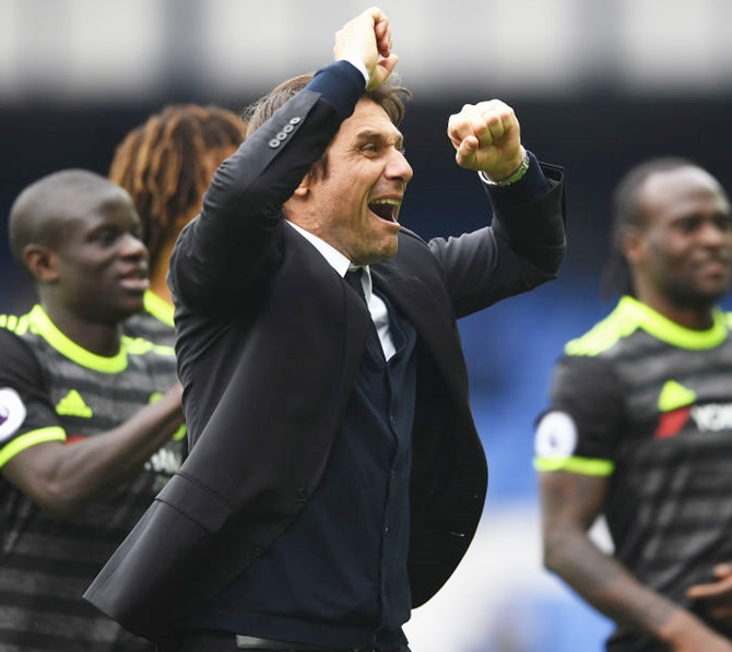 EPL title in the bag, Conte sets sights on FA Cup