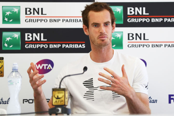 Andy Murray says 'if the body is fine, there is no reason why you can't compete at the top of the game into your early to mid-thirties'