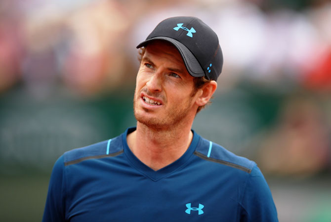 Great Britain's Andy Murray has reacted sharply to Margaret Court's views on same-sex marriage, stating everyone should have the same rights, irrespective of sexual orientation.