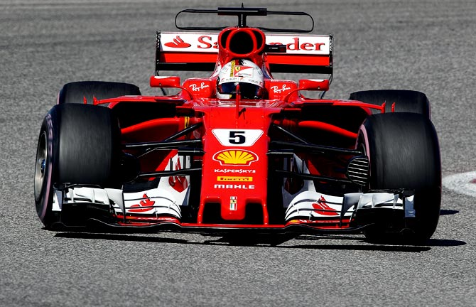 Rediff Sports - Cricket, Indian hockey, Tennis, Football, Chess, Golf - Why Ferrari could leave F1 after 2020