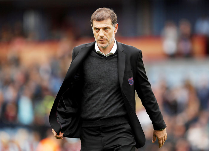 Under manager Slaven Bilic, West Ham United won just two of their 11 matches of the EPL season thus far