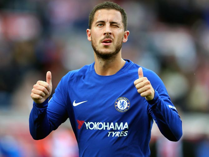 Hazard would love to work with Mourinho again!