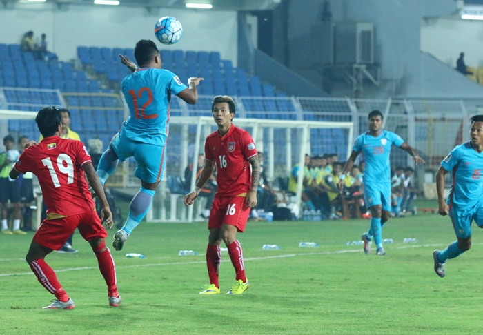 Rediff Sports - Cricket, Indian hockey, Tennis, Football, Chess, Golf - Sports Shorts: India hold Myanmar in Asian Cup