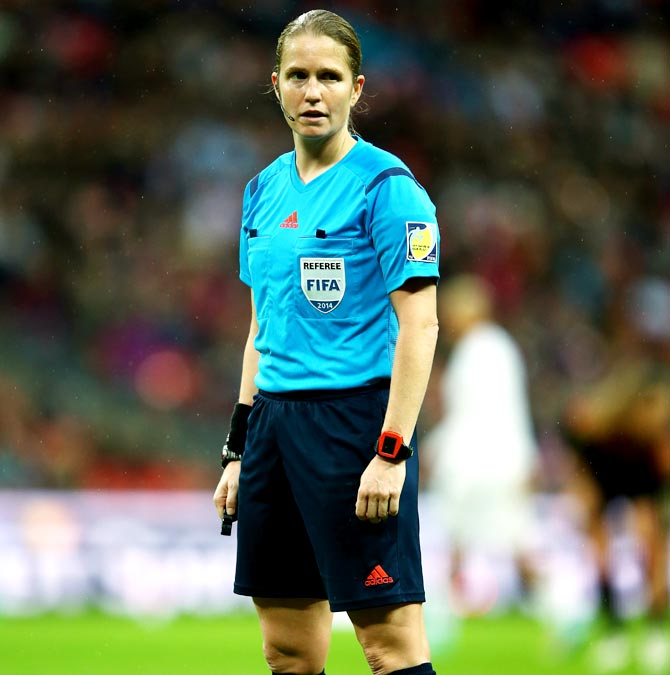 Sports activities shorts: Very first feminine referee to officiate at FIFA U-17 Earth Cup