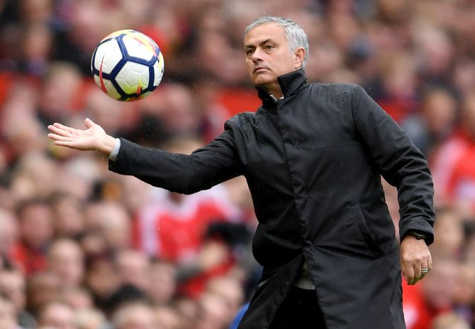 EPL: Mourinho hits out at inconsistent and 'complicated' United