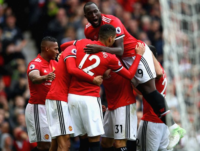 Mourinho's Manchester United set for biggest test yet
