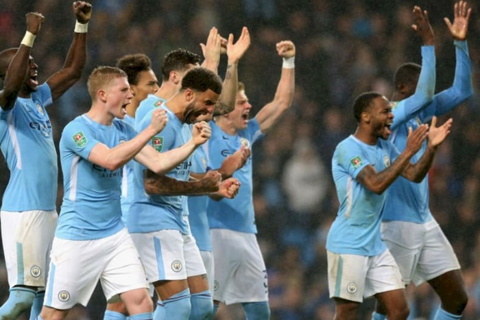 Man City the 'best team in Europe'?