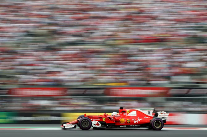 Rediff Sports - Cricket, Indian hockey, Tennis, Football, Chess, Golf - Check out F1's proposed major change for 2021