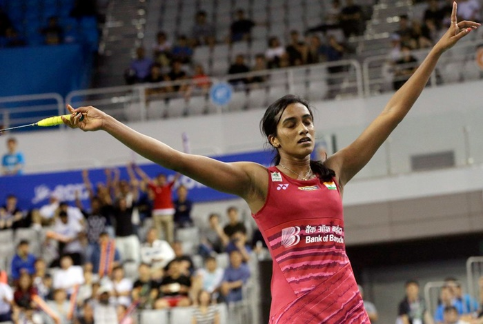 Rediff Sports - Cricket, Indian hockey, Tennis, Football, Chess, Golf - REVENGE was not on my mind: Sindhu