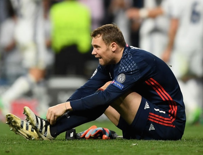 Rediff Sports - Cricket, Indian hockey, Tennis, Football, Chess, Golf - Football Briefs: Bayern Muenchen 'sorry' for Neuer