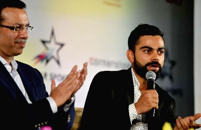 Kohli established to tee off with Goenka