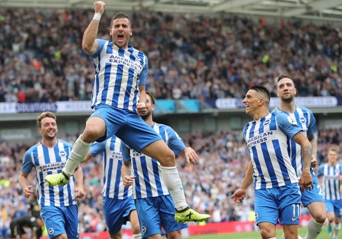 EPL: Hemed's goal gives Brighton win over Newcastle