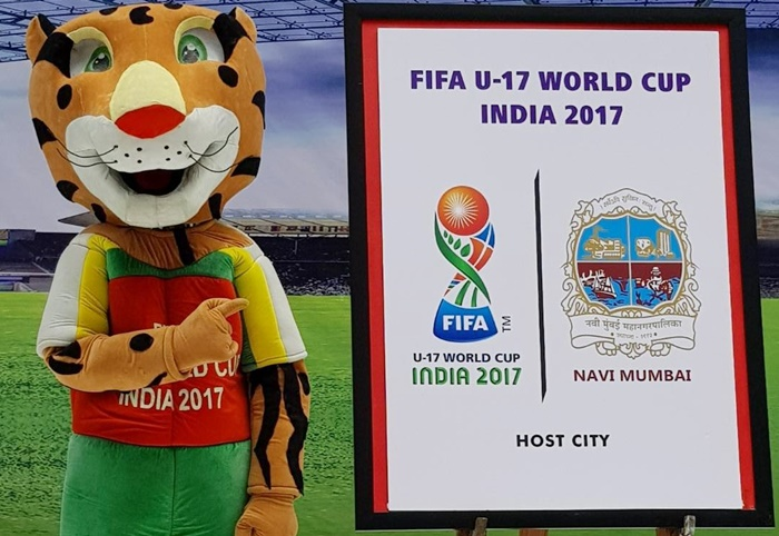 Rediff Sports - Cricket, Indian hockey, Tennis, Football, Chess, Golf - U-17 World Cup Digest: A big opportunity for youngsters, says PM Modi