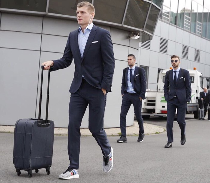 Rediff Sports - Cricket, Indian hockey, Tennis, Football, Chess, Golf - Champions League: Real's Kroos back in squad, Fellaini ruled out