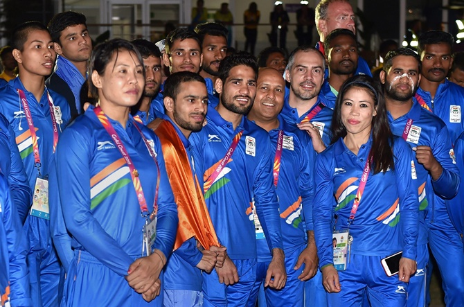 Needle controversy: Doctor escapes with reprimand, India breathes easy at CWG