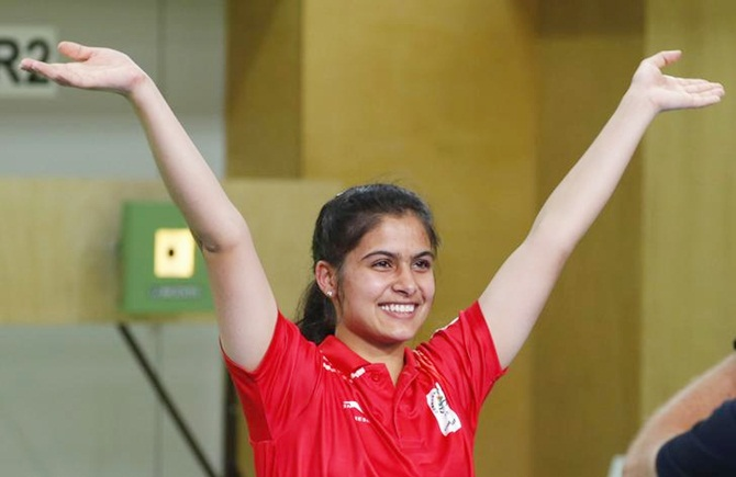 Haryana's CWG medal winners set for big bonanza!