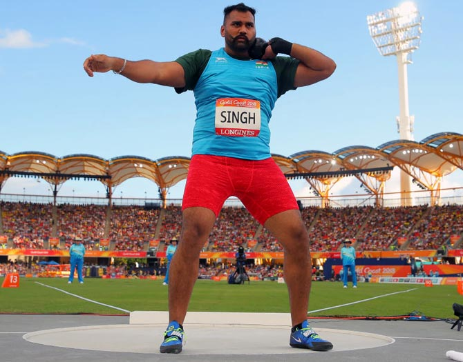 CWG Athletics: Tejinder in shot put final; Anas makes 400m semis