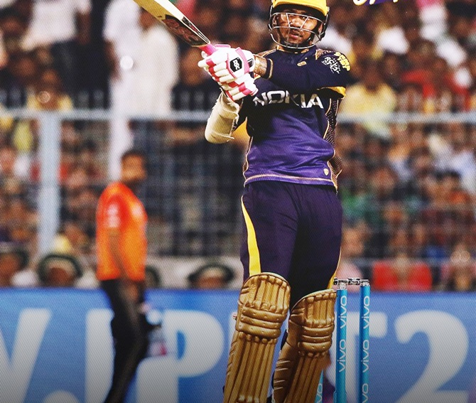 Rediff Cricket - Indian cricket - KKR v RCB: Star of the Match