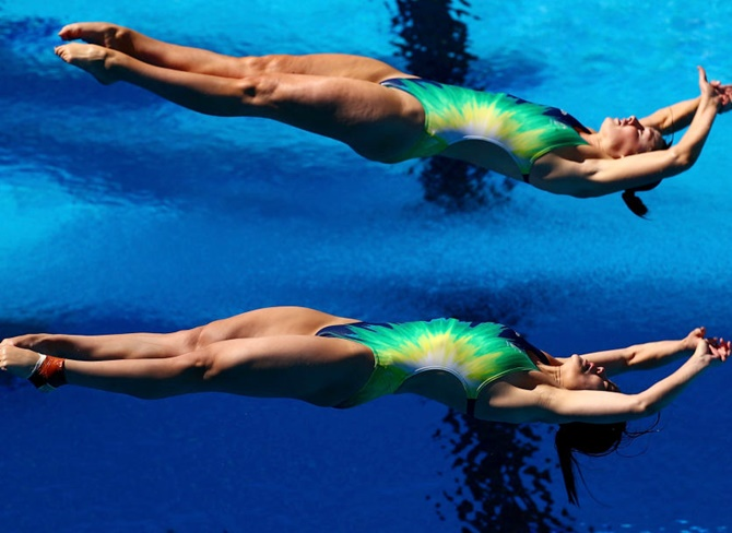CWG: Australians win synchro diving gold amid technical issues