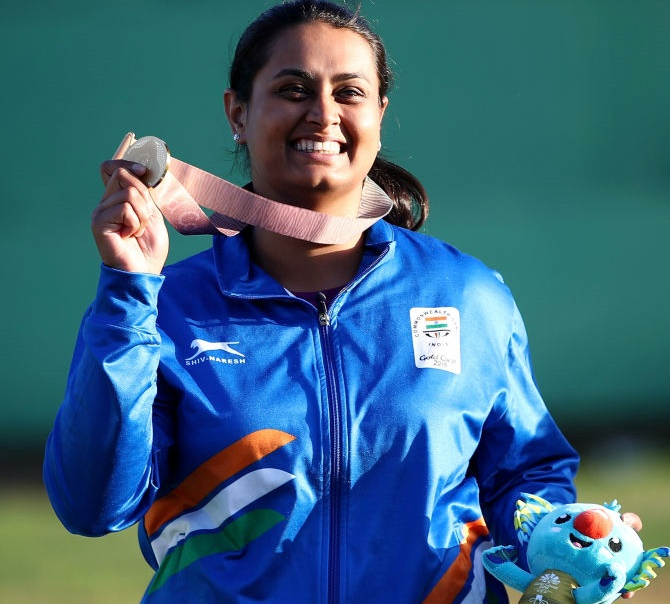Shreyasi claims GOLD to swell India's medals tally