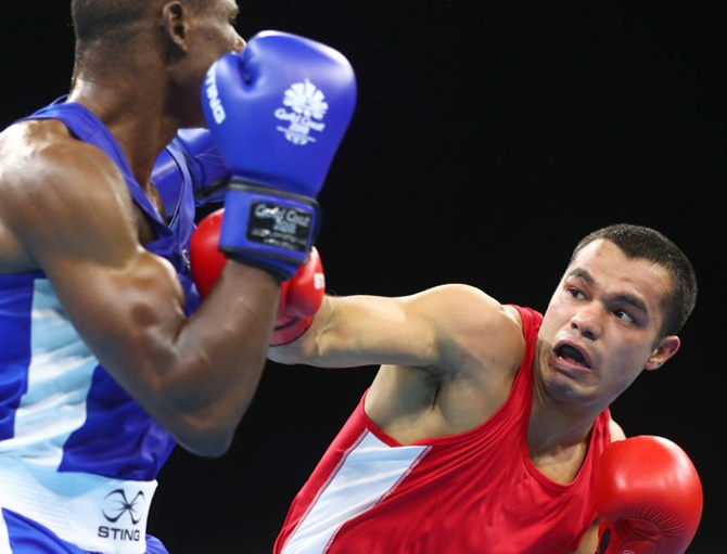 Boxer Vikas Krishan to turn professional