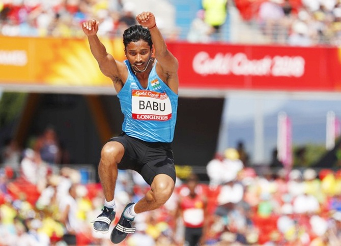 Indian athletes Babu, Thodi banned for breach of 'no-needles' policy