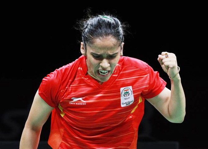 It's Saina vs Sindhu final; Srikanth to meet Wei