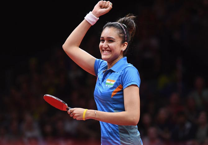 Manika to the 'four'; India emerge as top TT nation for first time