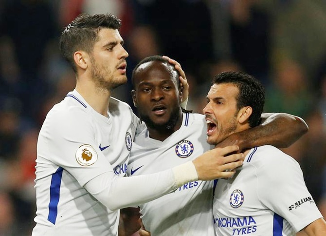 EPL: Chelsea keep slim hopes of final Champions League slot alive