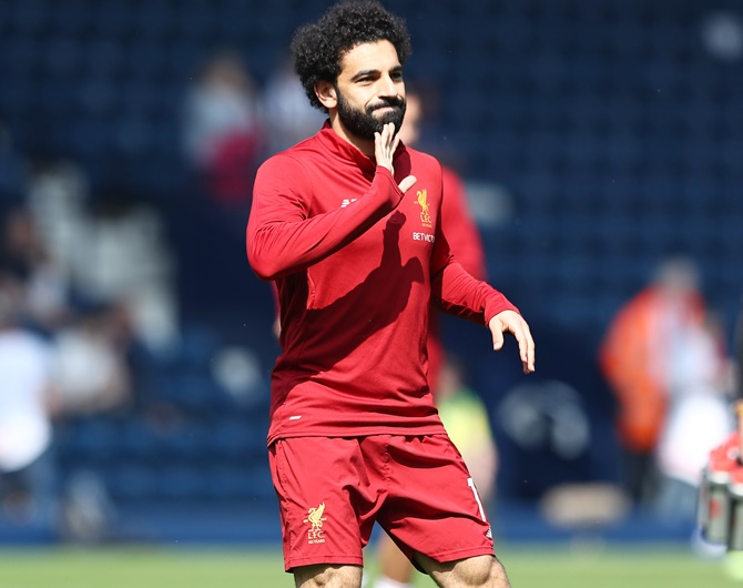 Egyptians use Mo Salah mania to sell Ramadan products!