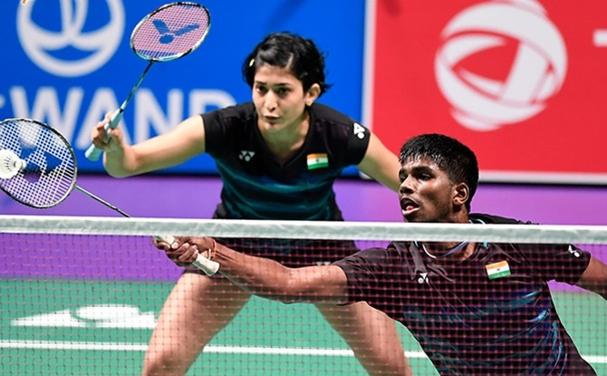 China Open: Ashwini-Satwik stun CWG silver medallists, Srikanth too wins
