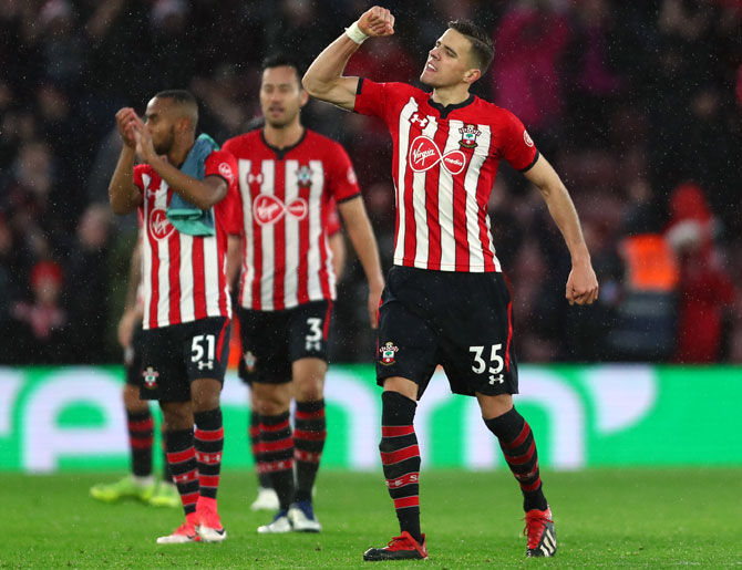 EPL: Southampton end Arsenal's unbeaten run; Chelsea win