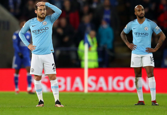EPL: Man City lose again; Liverpool run riot to extend lead