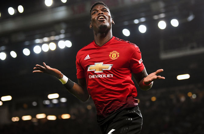 Pogba shines again as Solskjaer extends perfect start