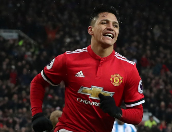 United not getting best out of Sanchez: Mourinho