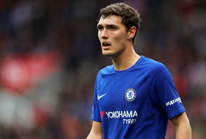 January transfer window: Chelsea's Christensen signs new long-term deal