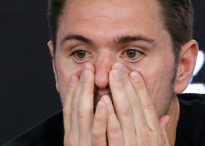 Rediff Sports - Cricket, Indian hockey, Tennis, Football, Chess, Golf - Wawrinka feared for career during long layoff