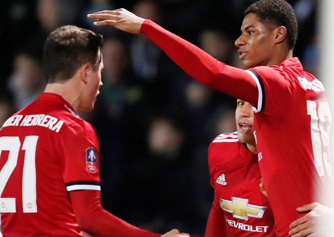 Mourinho reveals how Sanchez can help Rashford
