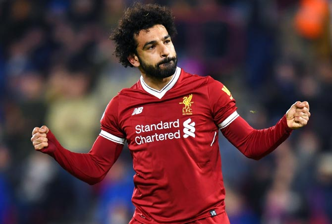 Salah targets Champions League over individual glory