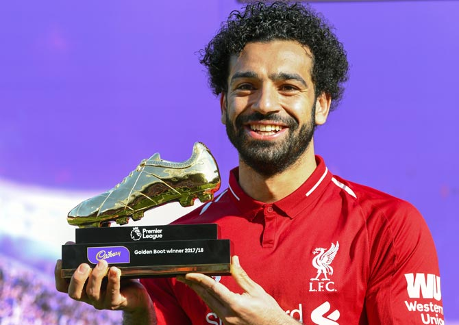 Salah signs new long-term deal with Liverpool