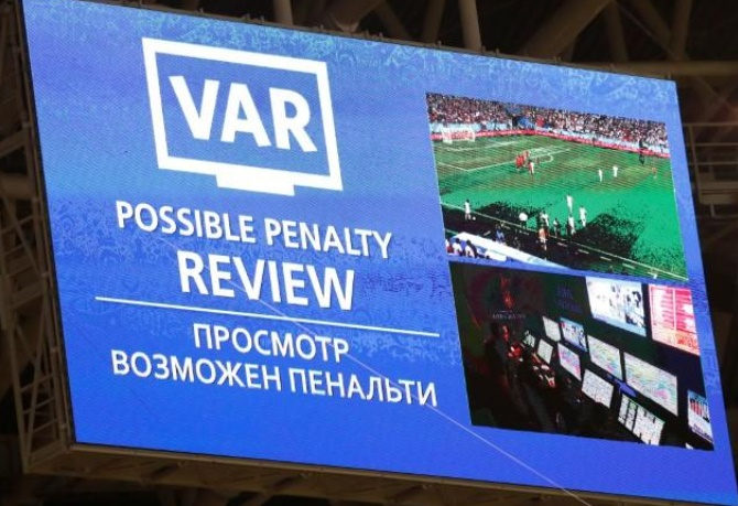 Rediff Sports - Cricket, Indian hockey, Tennis, Football, Chess, Golf - Five times VAR made a difference at the World Cup