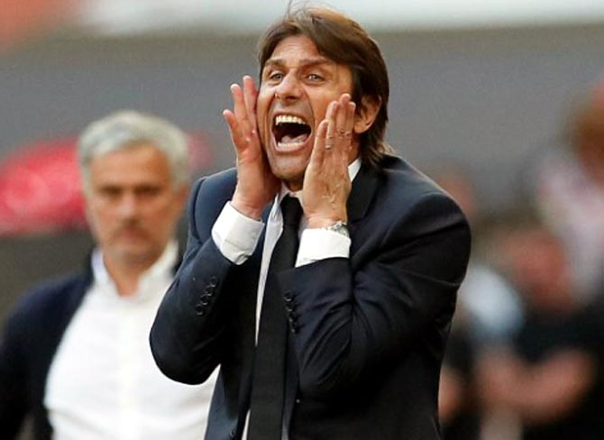 Chelsea sack Conte as manager: reports